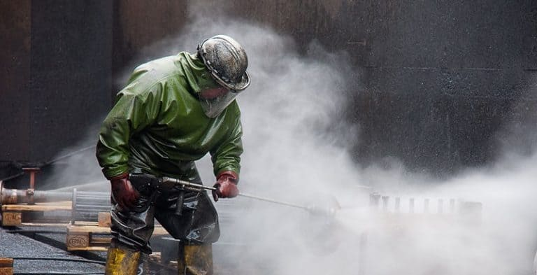 Industrial Surface and Structural Cleaning in Colorado
